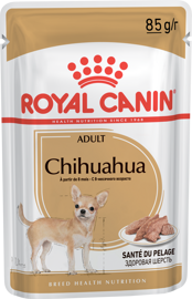 Корм для собак Royal Canin Chihuahua Adult (паштет) (0.085 кг) 1 шт.
