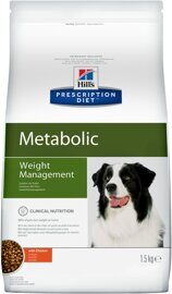Корм для собак Hill's Prescription Diet Metabolic Canine Original dry 1.5 кг