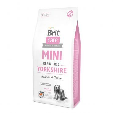 Корм для собак Brit Care Mini Grain Free Yorkshire (0.4 кг)