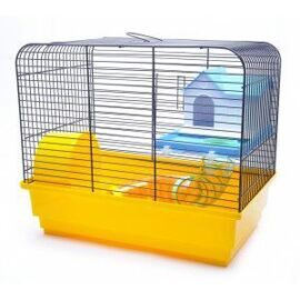 Клетка для грызунов Benelux Нэнси Cage for hamsters nancy funny 22,5x34,5x40