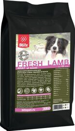 Корм для собак Blitz Holistic Fresh Lamb All Breeds dry (0.5 кг)