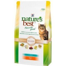 Корм для кошек Hill's (0.3 кг) Nature's Best Feline Adult with Tuna dry
