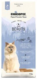 Chicopee CNL Cat Adult Beauty Salmon корм для кошек с лососем 1,5 кг