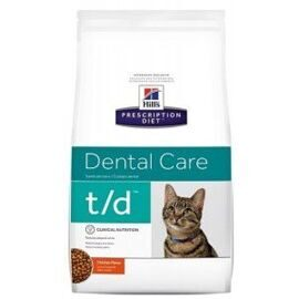 Корм для кошек Hill's Prescription Diet T/D Feline Dental Health dry 1.5 кг