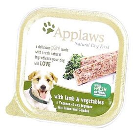 Корм для собак Applaws Dog Pate with Lamb & Vegetables (0.150 кг) 1 шт.