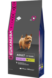 Корм для собак Eukanuba Adult Dry Dog Food For Small Breed Chicken 800 г