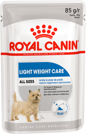 Корм для собак Royal Canin Light Weight Care Pouch Loaf (0,085 кг) 1 шт.
