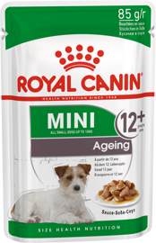 Корм для собак Royal Canin Mini Ageing 12+ pouch (0,085 кг) 1 шт.