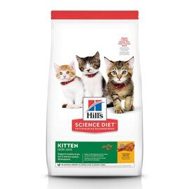 Корм для кошек Hill's (0.4 кг) Science Plan Kitten Healthy Development Chicken