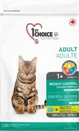 Корм для кошек 1st Choice (350 г) WEIGHT CONTROL for ADULT CATS