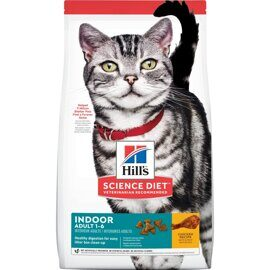 Корм для кошек Hill's (0.3 кг) Science Plan Feline Adult Indoor Cat Chicken
