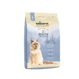 Chicopee CNL Cat Adult Beauty Salmon корм для кошек с лососем 15 кг
