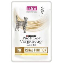 Корм для кошек Pro Plan Veterinary Diets Feline NF Renal Function Chicken pouch (0.085 кг) 1 шт.