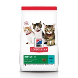 Корм для кошек Hill's (0.4 кг) Science Plan Kitten Healthy Development Tuna
