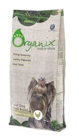 Корм для собак Organix Adult Dog Small Breed Chicken для малых пород 800 г