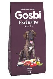 Корм для собак Gosbi exclusive puppy maxi (3 кг)