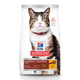 Корм для кошек Hill's (0.3 кг) Science Plan Feline Adult Hairball Control Chicken