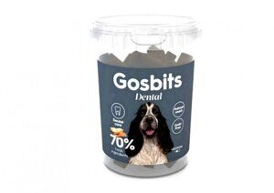 Лакомство для собак Gosbi Gosbits dental medium (0.8 кг) 1 шт.