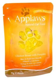 Корм для кошек Applaws Cat Pouch Chicken Breast with Pumpkin (0.07 кг) 1 шт.
