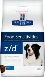 Корм для собак Hill's Prescription Diet Z/D Canine Allergy Management dry 3 кг