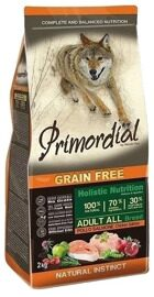 Корм для собак Primordial Adult All Breed Курица, лосось (0.4 кг)