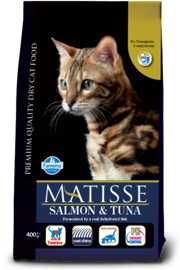 Корм для кошек Farmina Matisse Neutered Salmon & Tuna (1.5 кг)