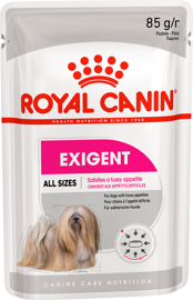 Корм для собак Royal Canin Exigent (0,085 кг) 1 шт.