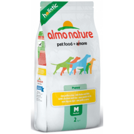 Корм для собак Almo Nature (2 кг) Holistic Medium Puppy Chicken and Rice