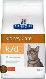 Корм для кошек Hill's Prescription Diet K/D Feline Kidney Care 0.4 кг