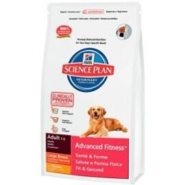 Корм для собак Hill's (3 кг) Science Plan Canine Adult Advanced Fitness Large Breed with Chicken