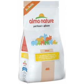 Корм для кошек Almo Nature (2 кг) Holistic Kitten Chicken and Rice