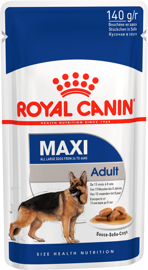 Корм для собак Royal Canin Maxi Adult pouch (0,14 кг) 1 шт.