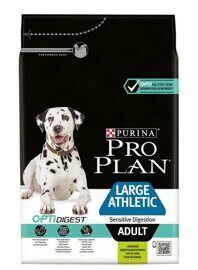 Корм для собак Purina Pro Plan Large Athletic Adult сanine Lamb with Rice dry 14 кг
