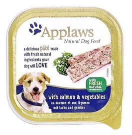 Корм для собак Applaws Dog Pate with Salmon & Vegetables (0.150 кг) 1 шт.
