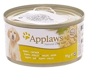 Корм для собак Applaws Puppy Chicken canned (0.095 кг) 1 шт.
