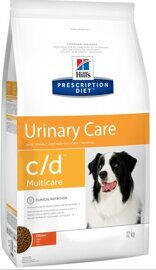 Корм для собак Hill's Prescription Diet C/D Canine Urinary Tract Health dry 2 кг