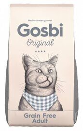 Корм для кошек Gosbi original grain free adult (1 кг)
