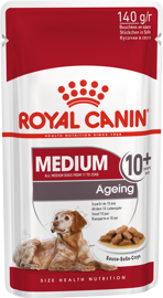 Корм для собак Royal Canin Medium Ageing 10+ pouch (0,14 кг) 1 шт.