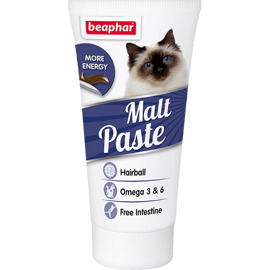 Добавка в корм Beaphar Malt Paste для кошек 25г