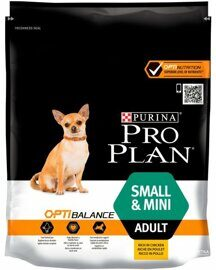 Корм для собак Purina Pro Plan Small & Mini Adult сanine dry 700 г