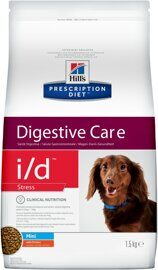 Корм для собак Hill's Prescription Diet I/D Canine Stress Mini dry 1.5 кг