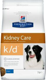 Корм для собак Hill's Prescription Diet K/D Canine Renal Helth dry 2 кг