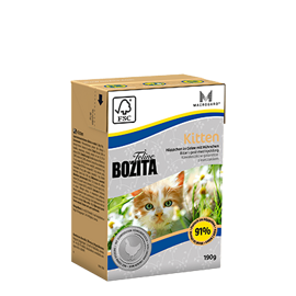 Корм для кошек Bozita Feline Funktion Kitten wet food (0.19 кг) 1 шт.