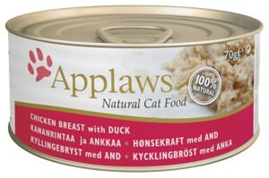 Корм для кошек Applaws Cat Chicken Breast with Duck canned (0.07 кг) 1 шт.
