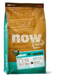 Корм для собак NOW FRESH Grain Free Large Breed Adult Recipe 5.45 кг