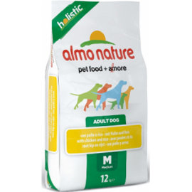 Корм для собак Almo Nature Holistic Adult Dog Medium Chicken and Rice (2 кг)