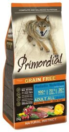 Корм для собак Primordial Adult All Breed Утка, форель (0.4 кг)