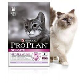 Корм для кошек Purina Pro Plan Delicate feline rich in Turkey dry 1.5 кг