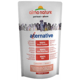 Корм для собак Almo Nature Alternative Fresh Salmon and Rice M-L (9.5 кг)