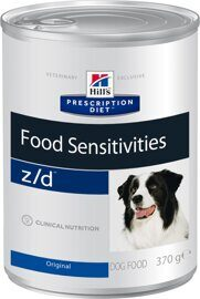 Корм для собак Hill's (0.37 кг) 1 шт. Prescription Diet Z/D Canine Allergy Management canned